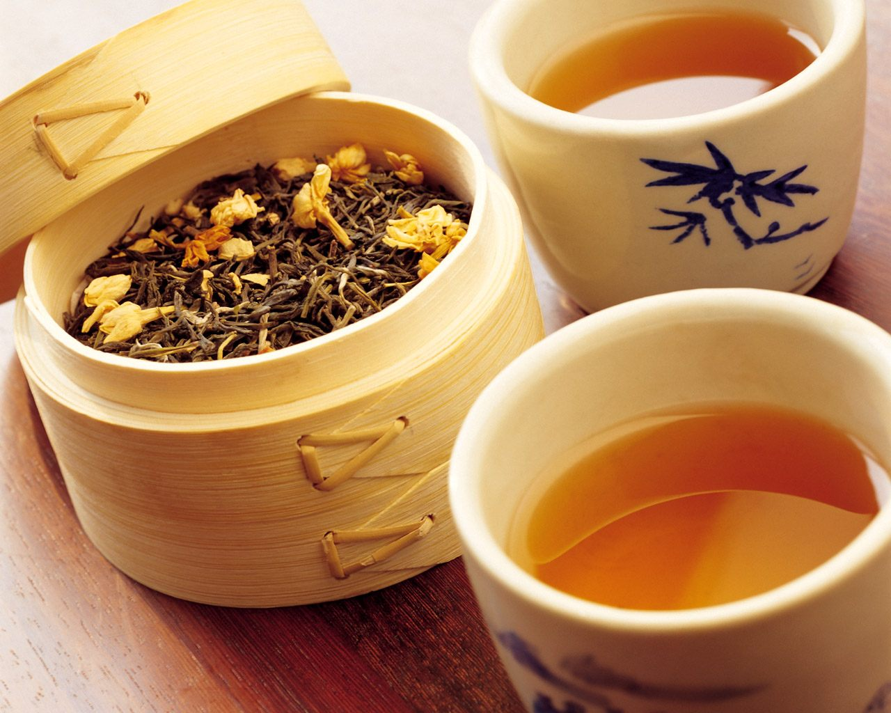 Травяной чай содержит йод