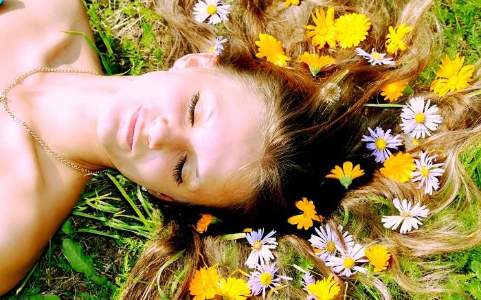 Лекарственные травы, влияющие на рост волос